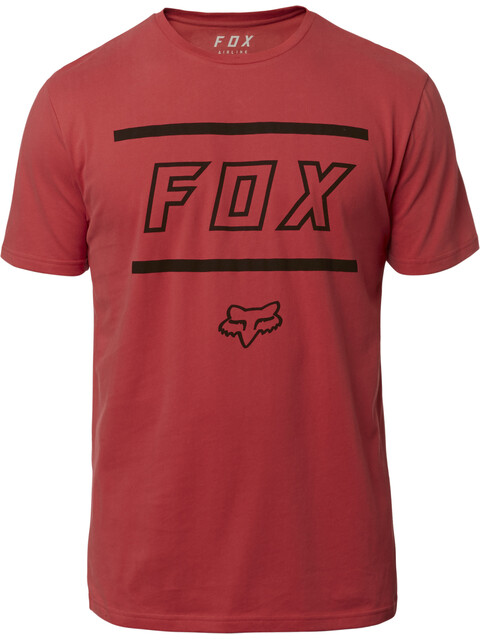 Fox Midway Airline T-Shirt Men red